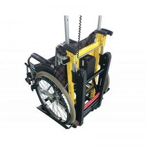 Верижен уред за качване на стълби
